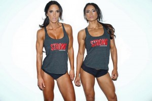 Cover Model and Fitness Experts ~ Lori Harder & Angelike Norrie ~