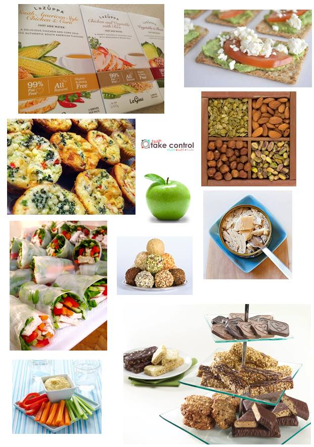 Snack suggestions