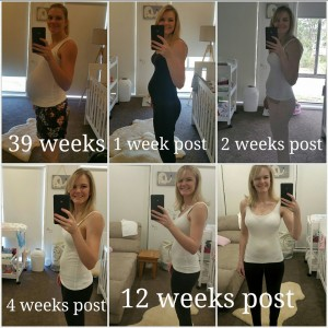 Pregnancy before and after 12 weeks